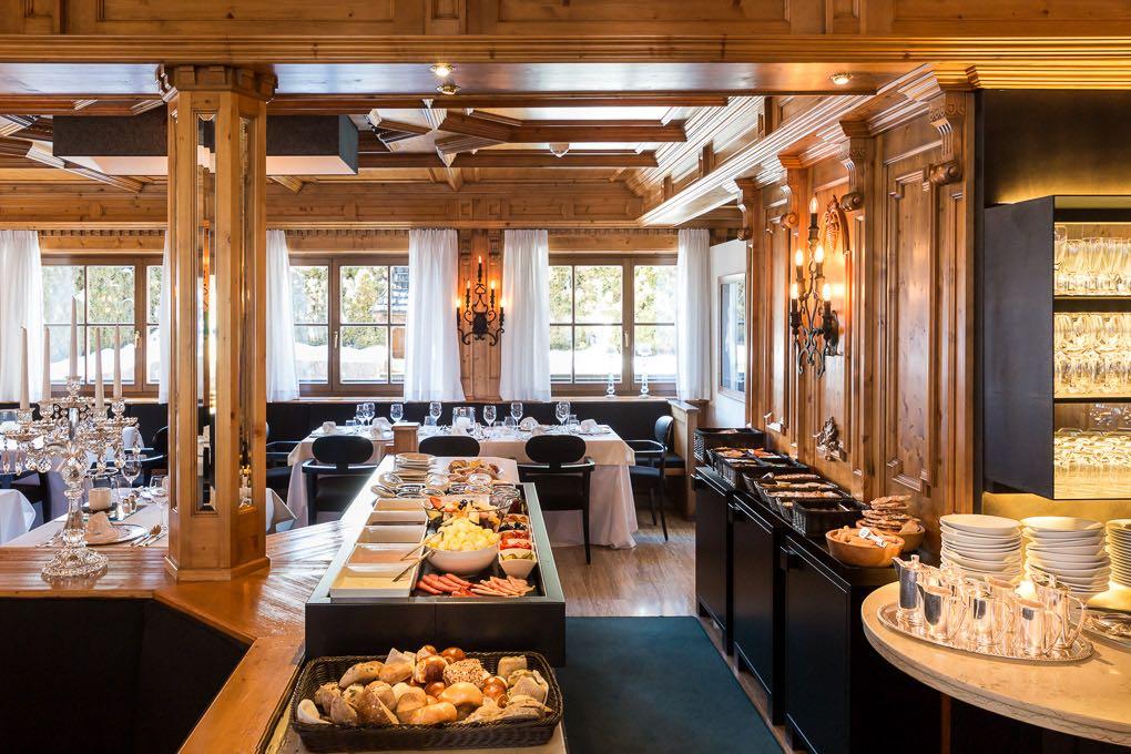 Breakfast Hotel Mayr
