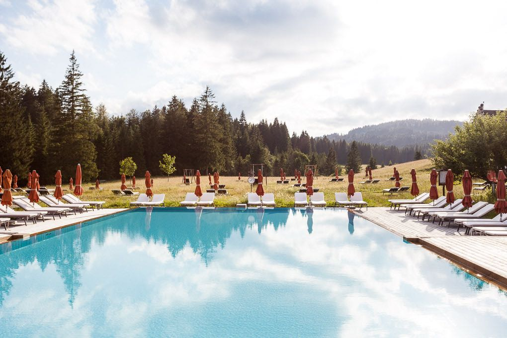 Pool Das Kranzbach