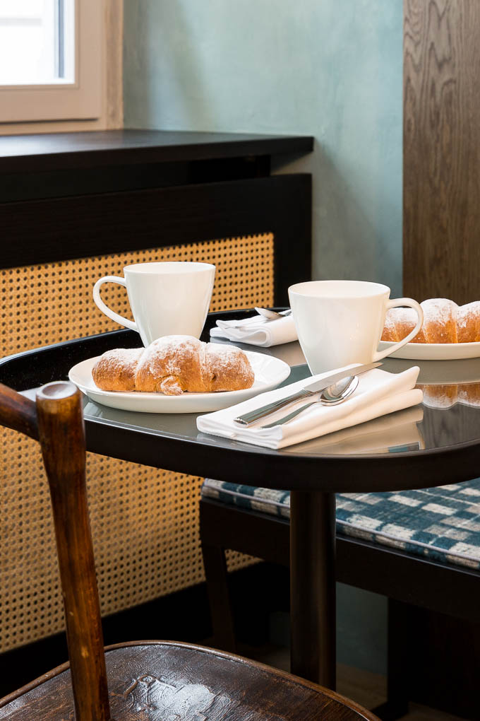 Goldenstern Breakfast Stadthotel Interiorfotografie Anneliese Kompatscher